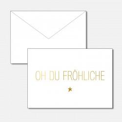 Oh Du Fröhliche Gold