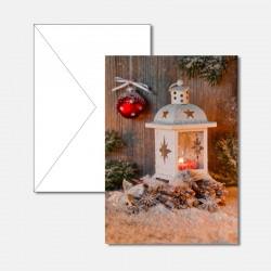 Weihnachtsstimmung Laterne