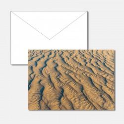 Wüstenboden in Oman