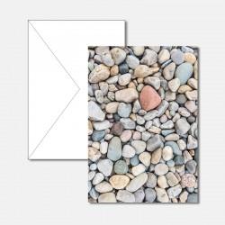 Farbige Steine in Irland