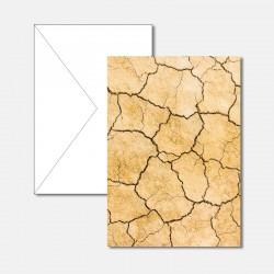 Wüstenboden in Bardenas...