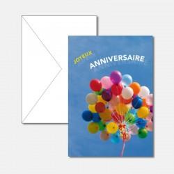 Geburtstagskarte Bunte...