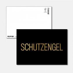 Postkarte Goldstück...