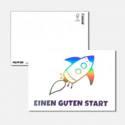 Postkarte Surprise Einen...