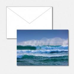 Faszination Natur Meereswelle