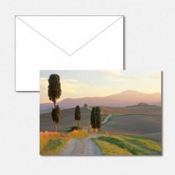 Weg Toscana