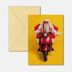 X-Mas Santa fresh & trendy
