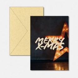 X-Mas Merry X-Mas Star...