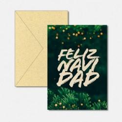 X-Mas Feliz navidad fresh &...