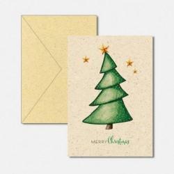 Weihnachtsbaum Vintage