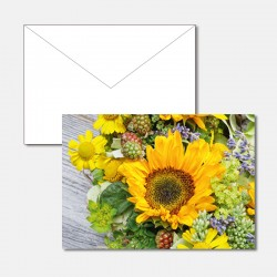 Sonnenblumenbouquet