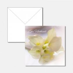 Blume zur Hochzeit